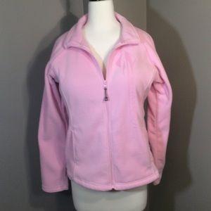 Pink Stingray Fleece